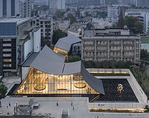 远洋集团 · 武汉东方境世界观项目售楼处