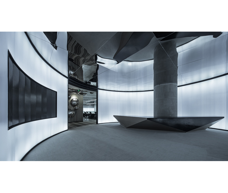 VGO共享汽车办公室设计