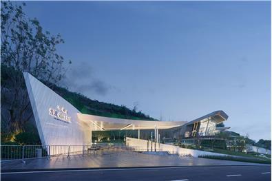 龍湖·春江天鏡營銷展示中心
