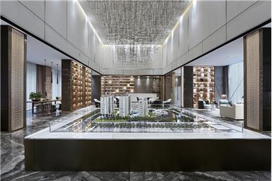 杭州·融信远洋厘望NE01(售楼空间)