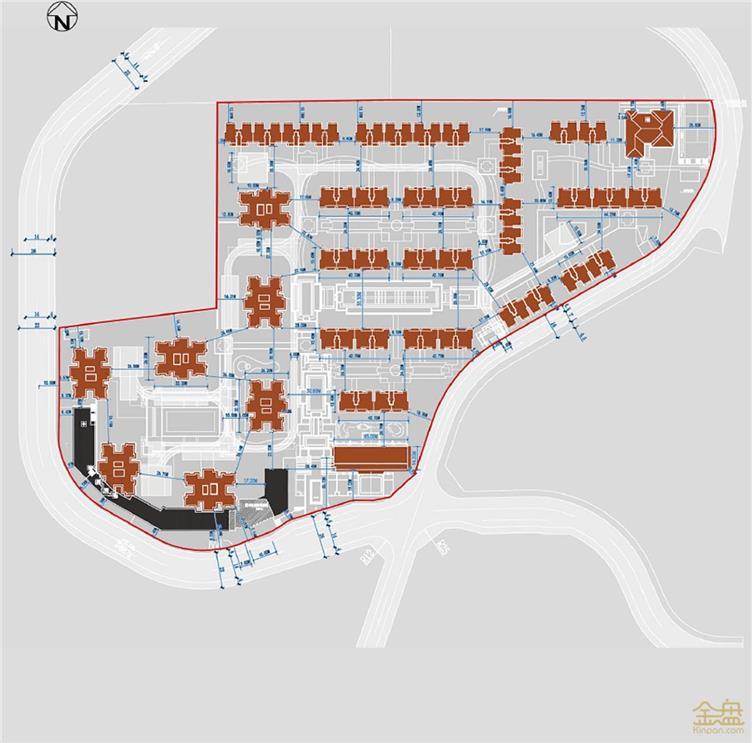 金科集美郡景观规划设计