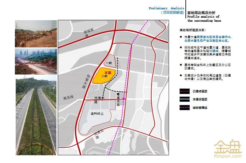 金科两江健康科技城
