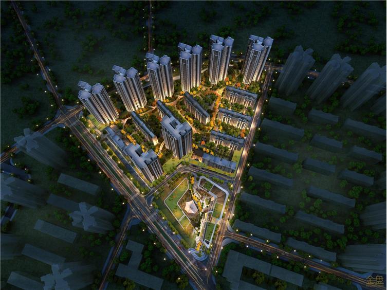 长沙万科·魅力之城