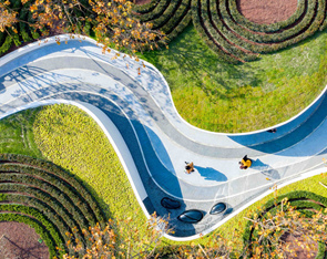 花样年江山展示区O2 PARK 氧气公园