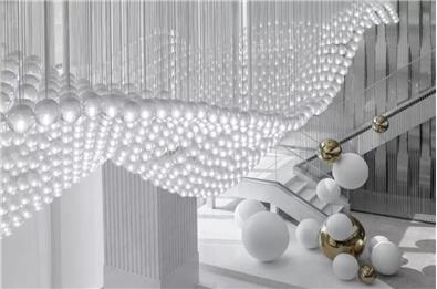 广州环球梦大厦办公设计