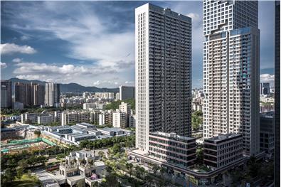 深圳万科云城公寓