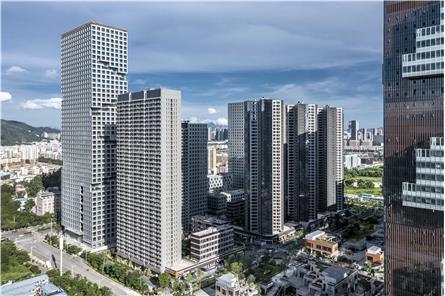 深圳萬科云城公寓