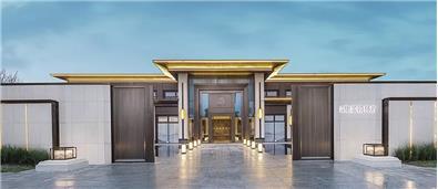 金科翰林府景觀規劃設計