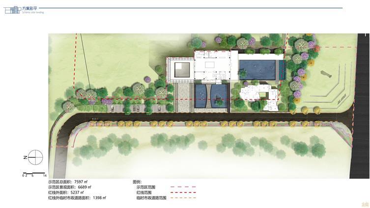 四川泸州蓝光水岸公园