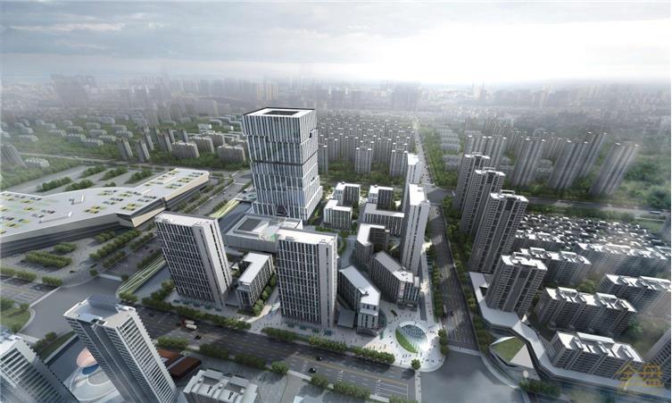 杭州万科未来之光