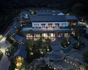 宁波东钱湖康得思酒店