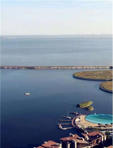 居于海岛上——天津·力高阳光海岸