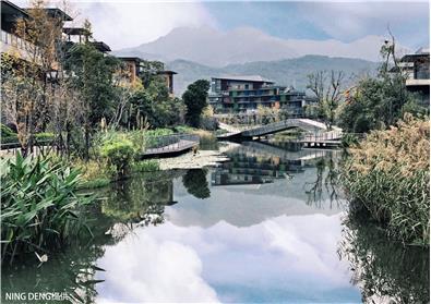 山间酒店——永泰36涧SPORTS THEME HOTEL