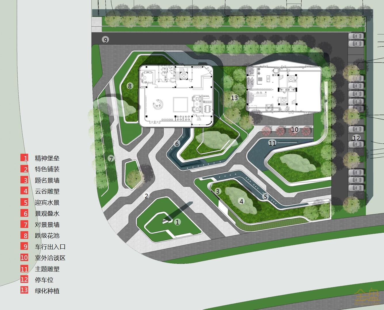 武汉江夏MAX科技园