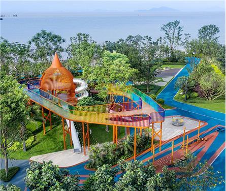 珠海華發·綠洋灣公園