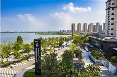 武汉江夏区雅居乐花园