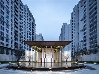 上海新城西岸公园项目