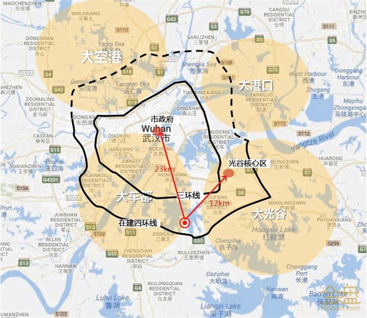 武汉雅居乐汤逊湖项目示范区