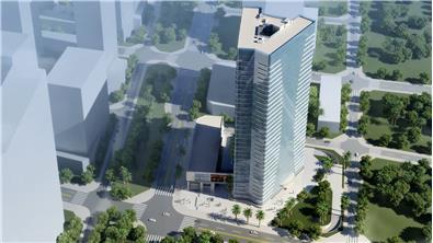 新景·两岸金融中心