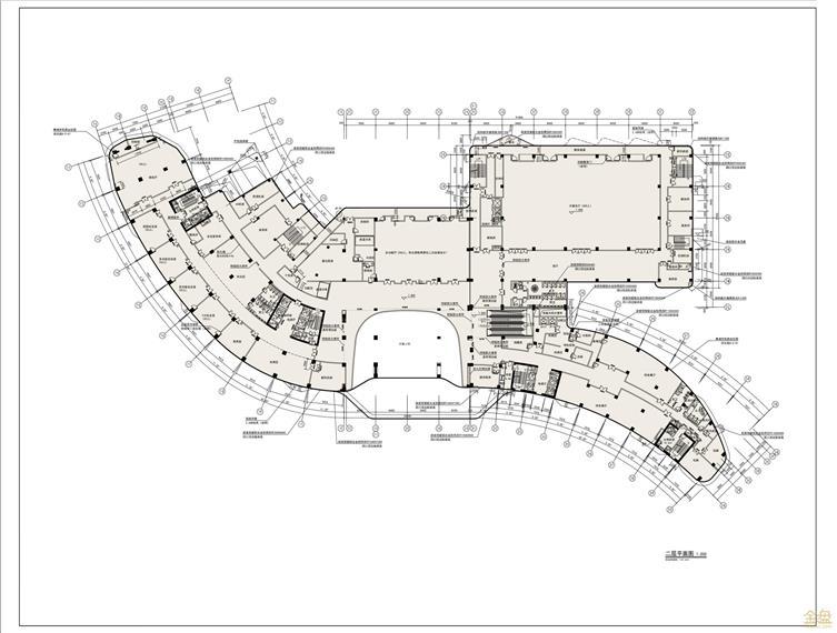 D:\设计管理部-lcj\01-厦门公司\09-评奖事项\20190724上传资料-整合后\20190724上传资料-整合后(压缩后)\01-设计图\04-平面图剖面图\02-酒店二层平面图.jpg