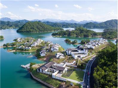 千岛湖锦和安麓酒店