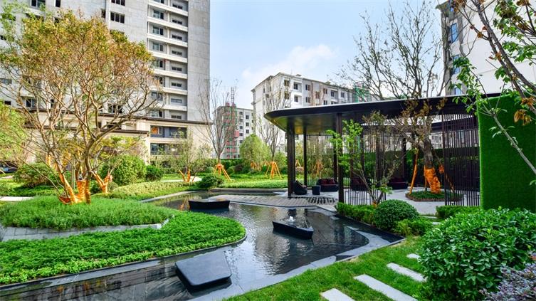 郑州·万科·民安·云城实景展示区
