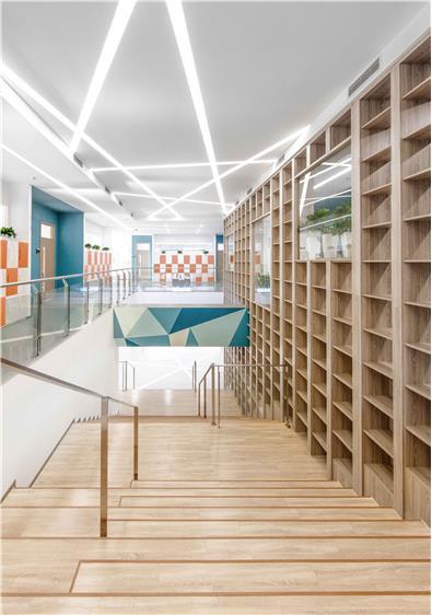 無錫美國佛蒙特國際學校樓室內精裝設計