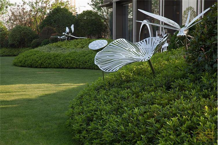 雕塑软装设计
