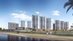 海口金沙湾健康教育新城
