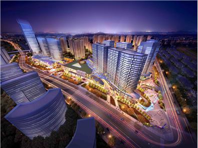 金辉环球广场商业综合体项目