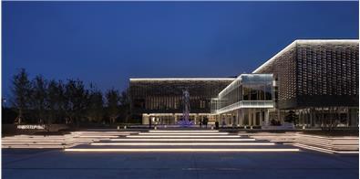 中岳文化产业园展示中心