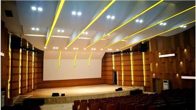 長江師范專業音樂廳