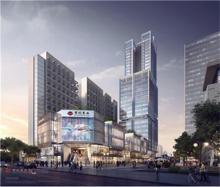 首创深圳龙华中心售楼处