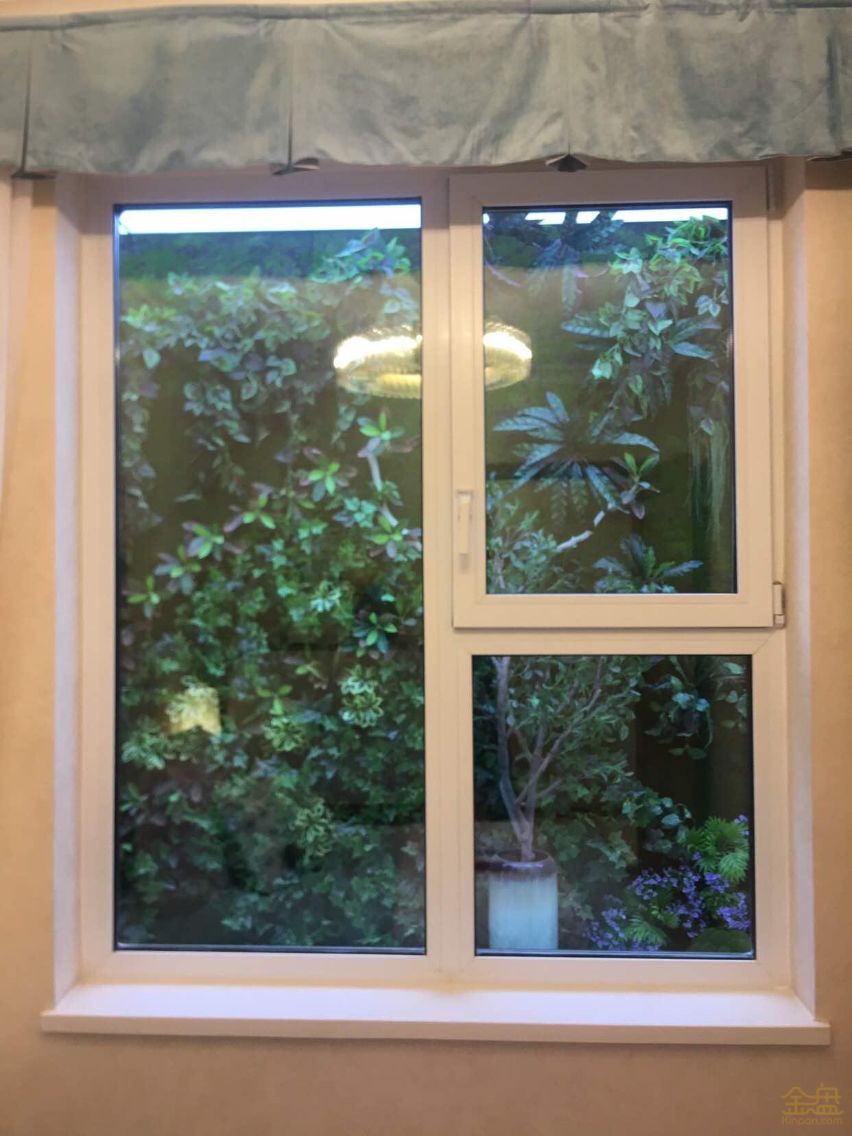塑钢窗、仿铜不锈钢门