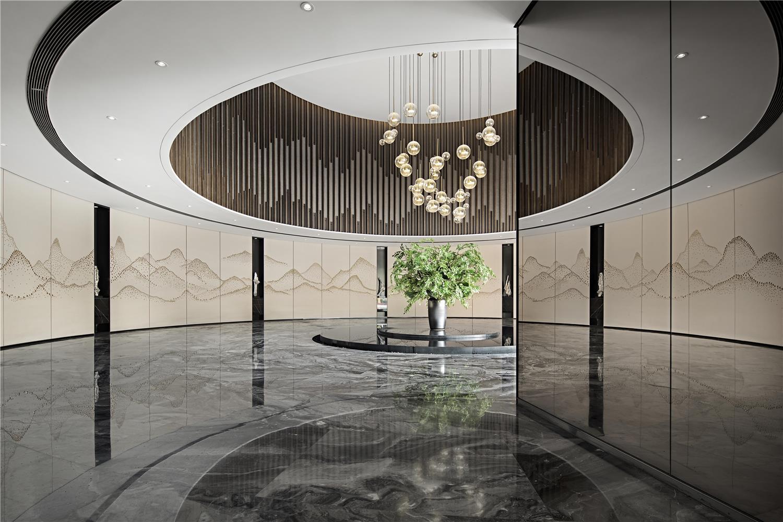 杭州宝龙白湖畔售楼中心
