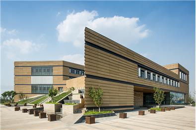 中建新塘--滨海新区南部新城社区文化活动中心项目