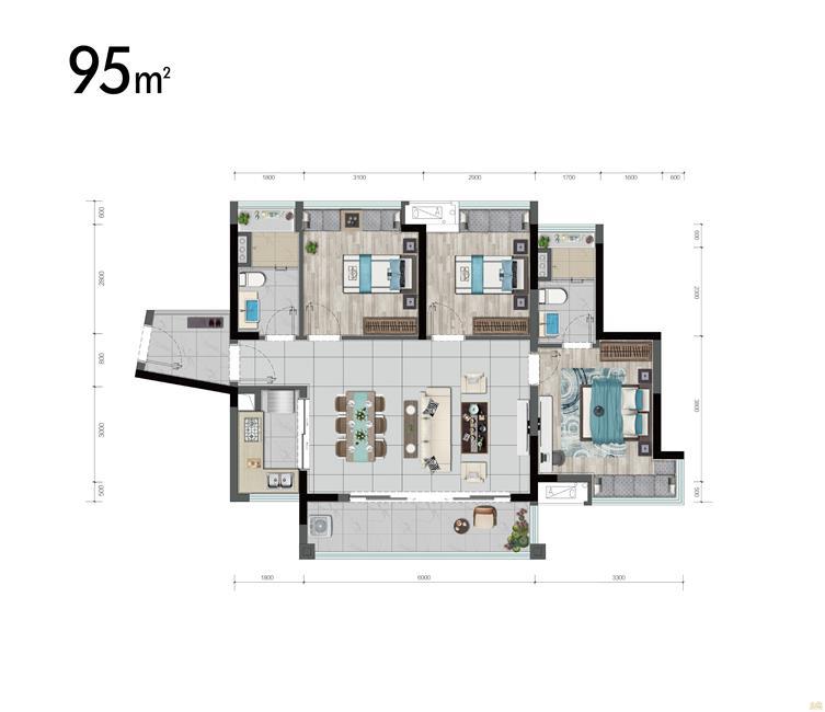 95方横厅户型图.jpg