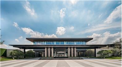 尚石设计   正荣泉州江滨府销售中心
