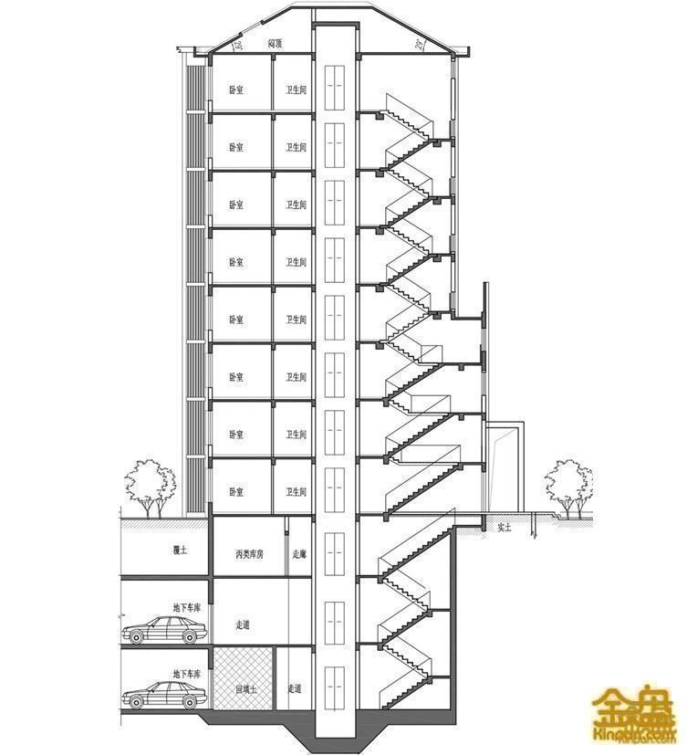 中高层住宅剖面图.jpg