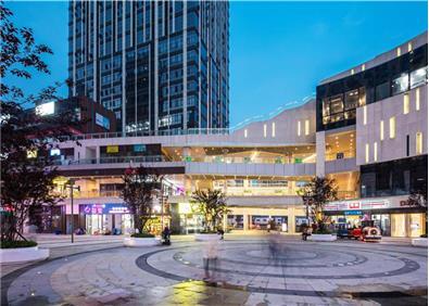 重庆奥园盘龙壹号购物中心