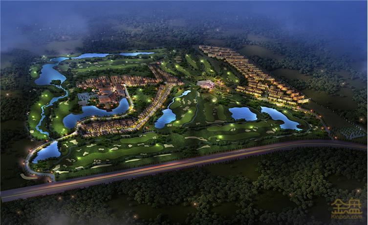 天津蓝光雍锦半岛