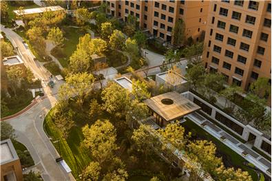 北京泽信公馆项目景观优化设计