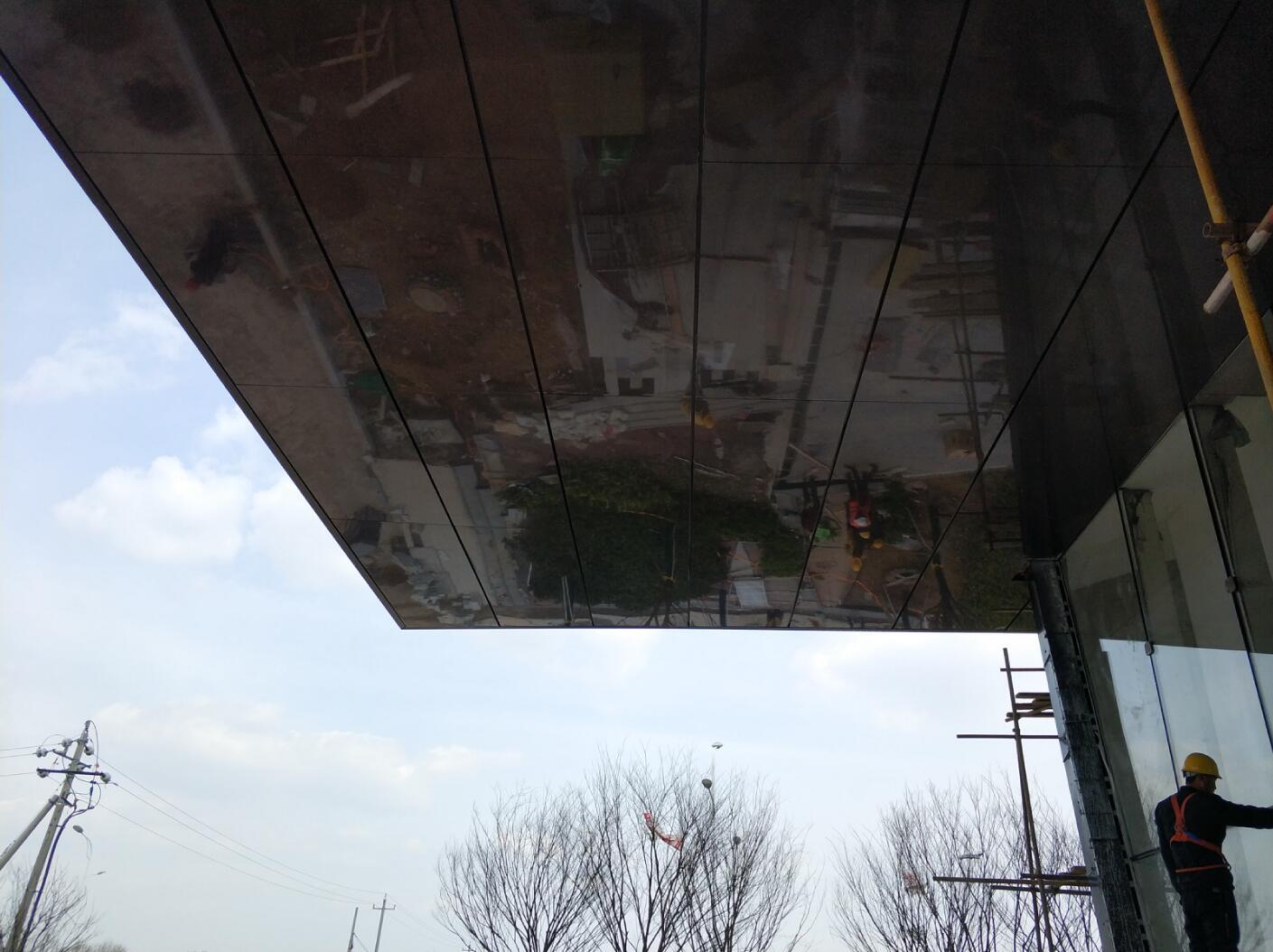 吊顶蜂窝不锈钢板