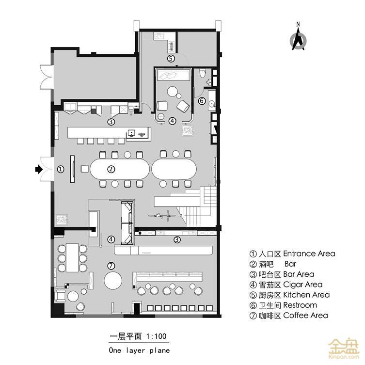 寸创想-CUN寸24h办公空间-项目平面图 一层平面.jpg