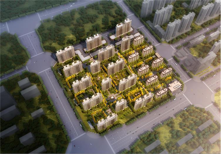 金科博翠天宸景觀規劃設計