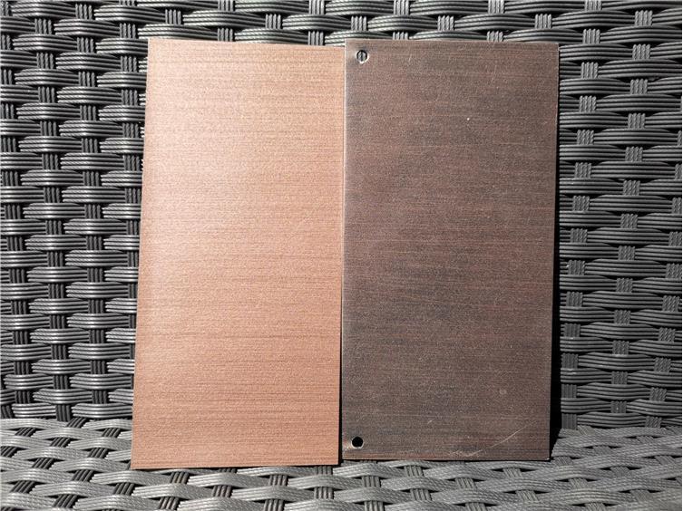 仿铜铝板及镂空板