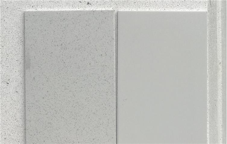 仿白色混凝土铝单板