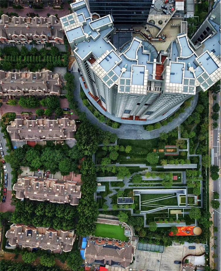 天津融创181-观照内心的园林静院
