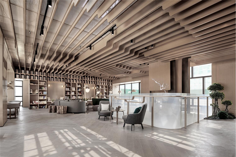 万科·松社图书馆
