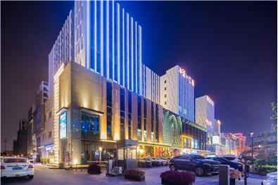 青岛 天一仁 和财富中心项目商业空间